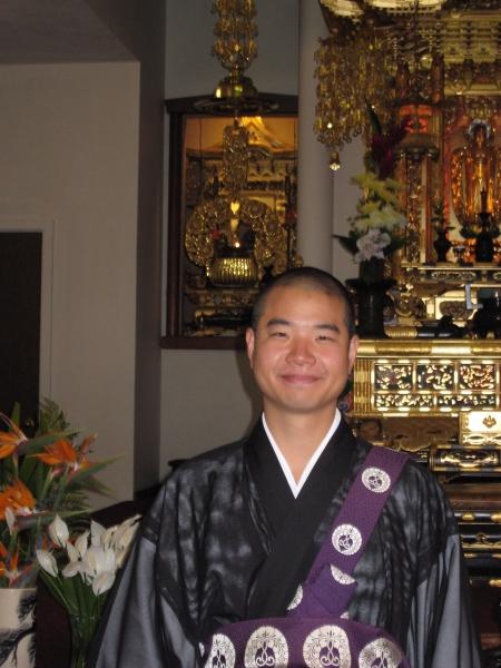Reverend Jay Shingo Okamoto