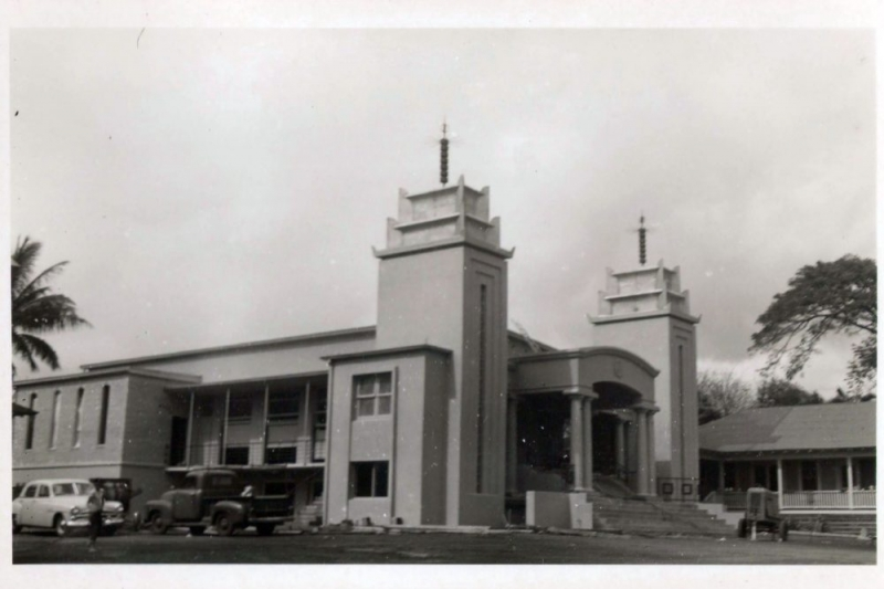 1952 Temple