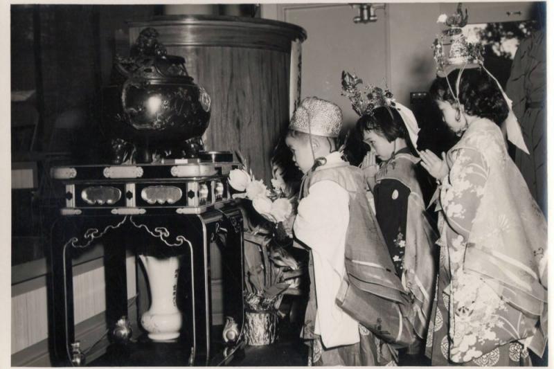 Chigo Ceremony
