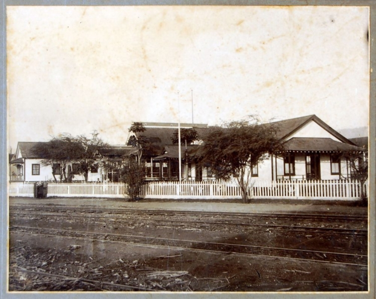 Original Temple ca 1920