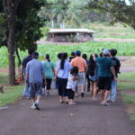 On Tour of Village