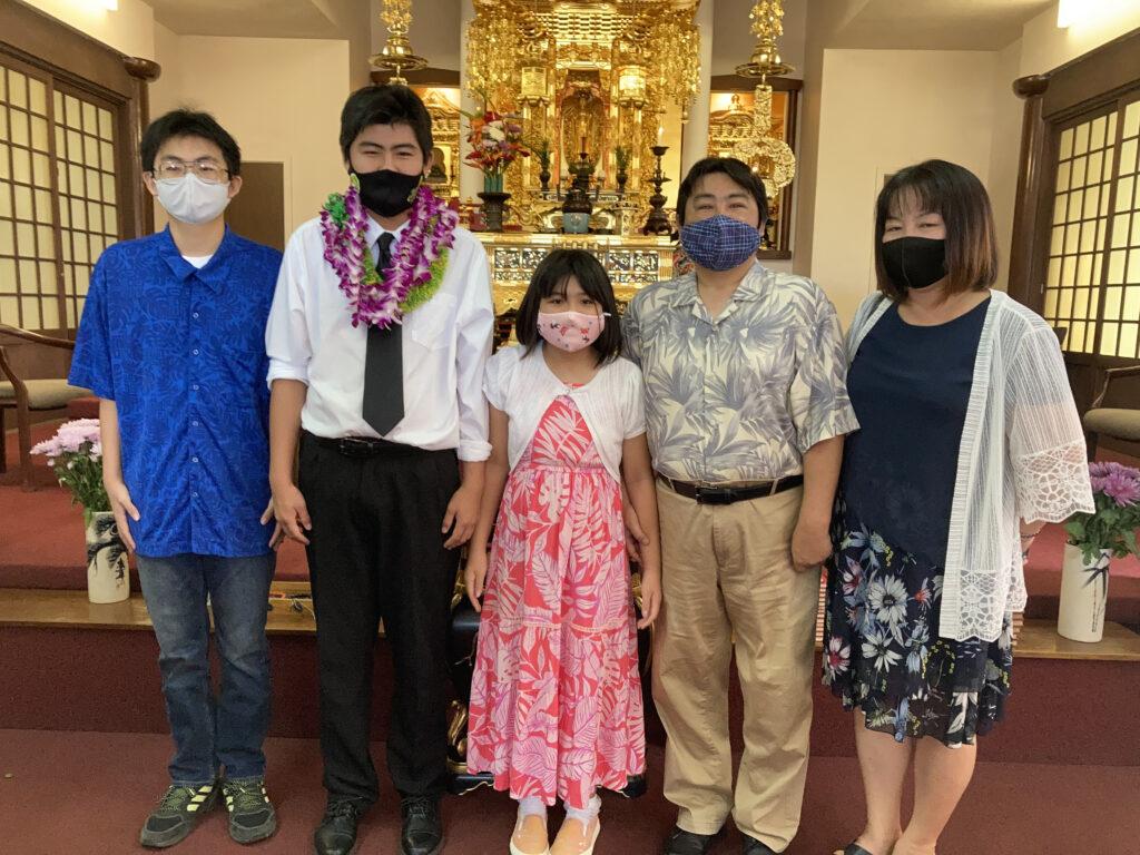 Iori and Family